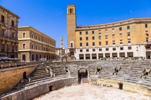Foro Romano Lecce